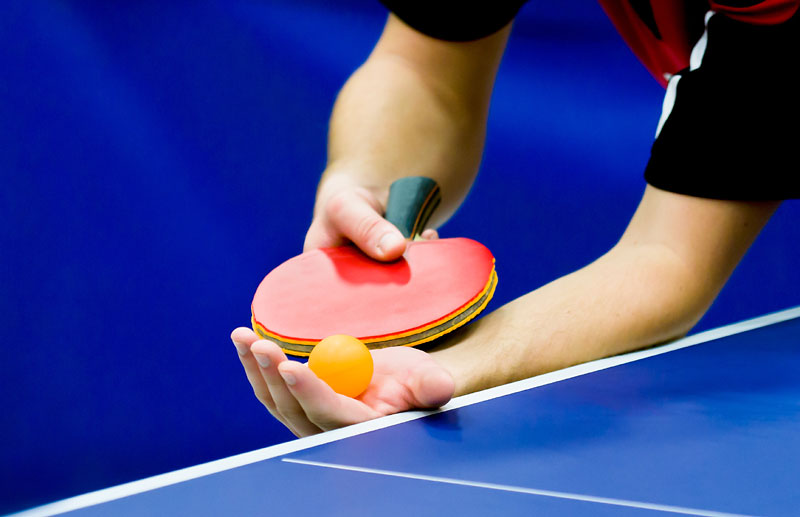 Children's insurance for table tennis