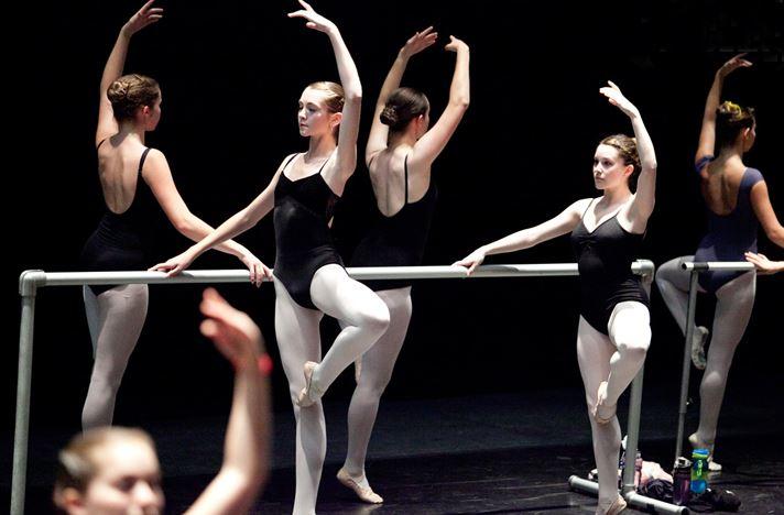страховка для хореографии
