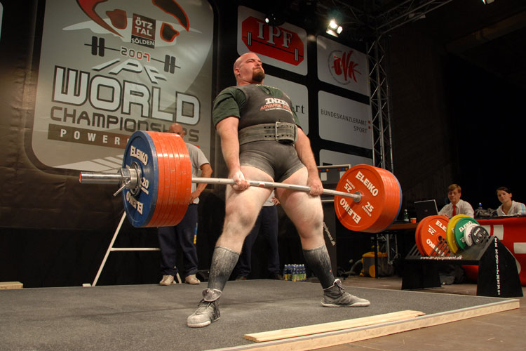 Sports insurance for powerlifting