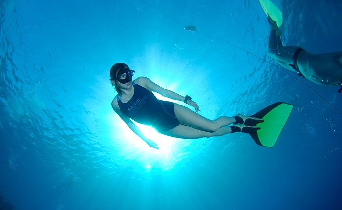 insurance for finswimming
