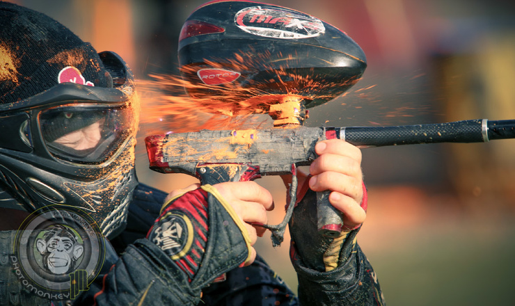 Purchase sports insurance for paintball