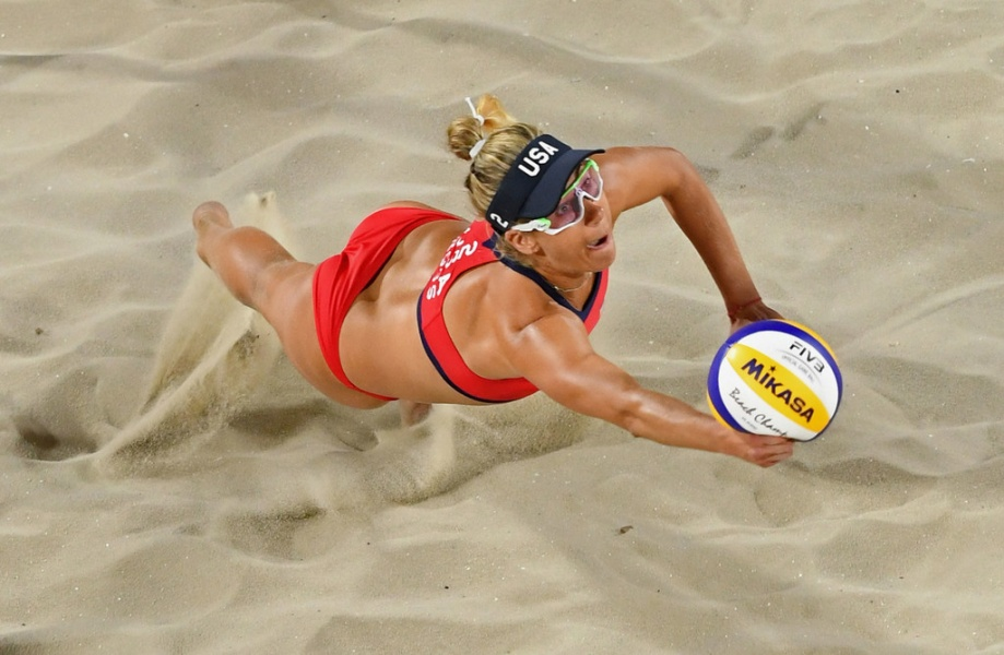 Sports insurance for beach volleyball