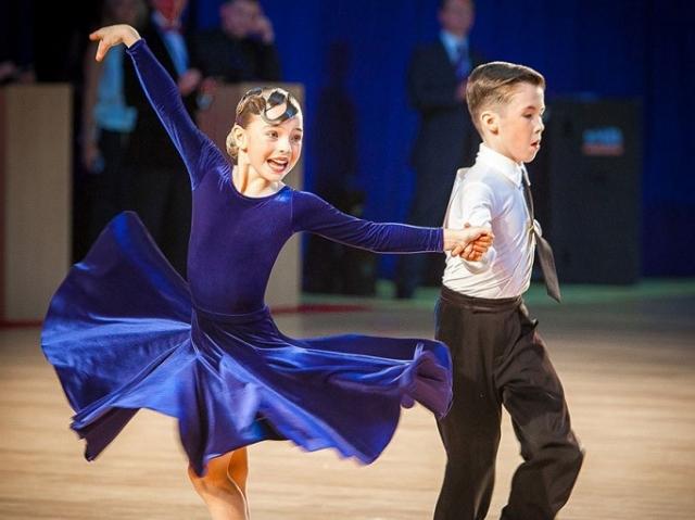 страхование детей для бальных танцев