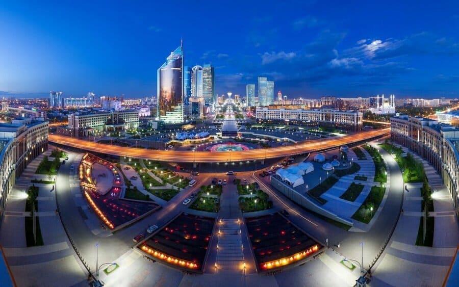 стоимость страховки в Казахстан
