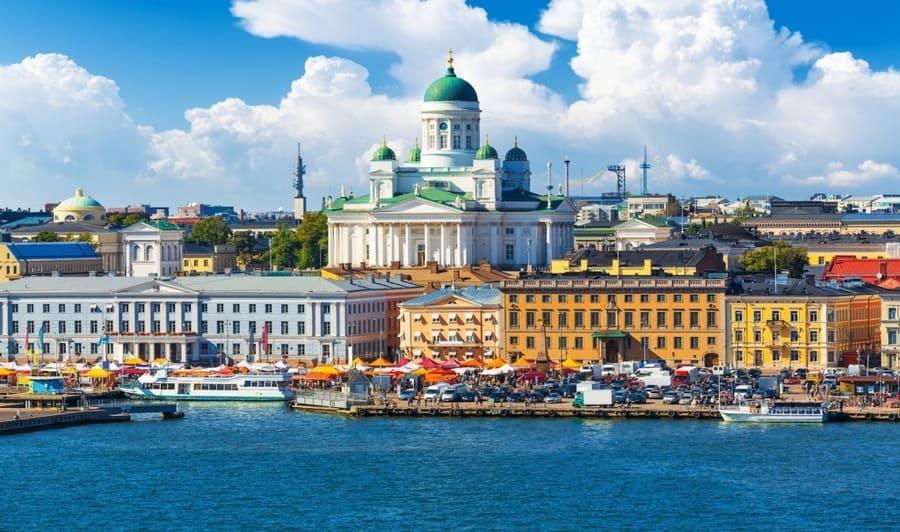 страховка для визы в Финляндию